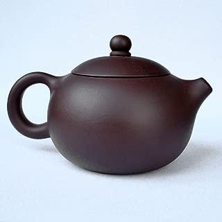 Teapot 5oz Chinese Yixing Zisha XIshi Beauty pots tea