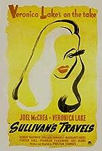 Odsan Gallery Sullivans Travels, Joel Mccrea & Veronica Lake, Robert Warwick, 1941 - Premium Movie Poster Reprint 20