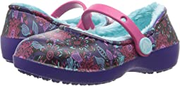 Karin Graphic Lined Clog (Toddler/Little Kid)