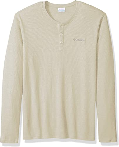 Columbia Homme 1681841 Manches Longues Chemise Henley