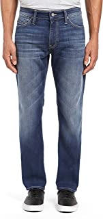Mavi Men's Marcus Slim Straight Leg Jeans