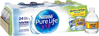 Nestle Pure Life Water, 8 Oz (24 Pack)