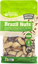 Absolute Organic Brazil Nuts 250 g, 250 g