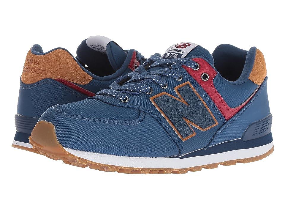New Balance Kids GC574v1 (Big Kid) (Moroccan Tile/Brown Sugar) Boys Shoes