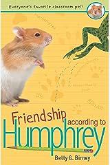 Friendship According to Humphrey Kindle Edition