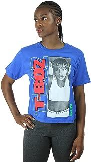Cross Colours T Boz Circa Crop T-Shirt