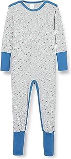Schiesser Baby-Jungen Anzug mit Vario Kleinkind-Schlafanzüge