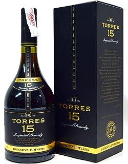 Torres 15 RESERVA PRIVADA Imperial Brandy 1 x 1 l