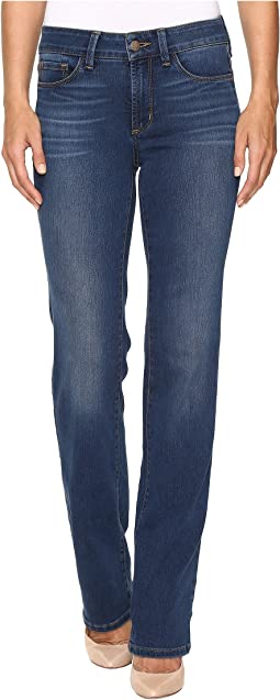 NYDJ - Marilyn Straight in Future Fit Denim in Sea Breeze