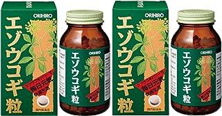 オリヒロ エゾウコギ 粒100g 【2個セット】