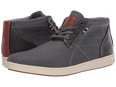 Steve Madden Frontier (Grey Fabric) Men