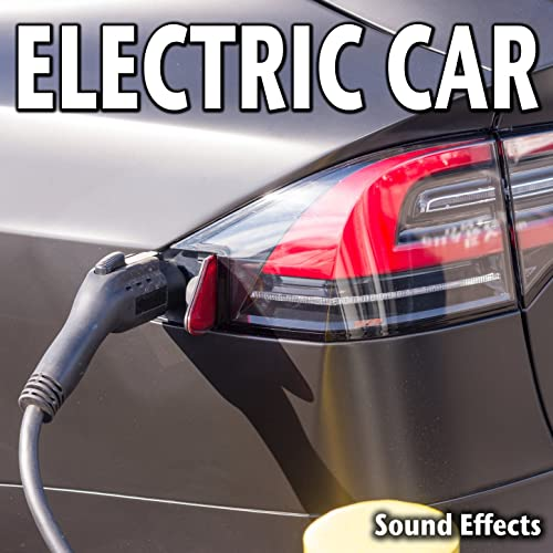 Car Sound Effects >> Electric Car Sound Effects By Sound Ideas On Amazon Music