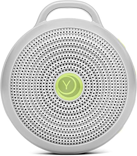 Marpac Hushh Portable White Noise Machine for Baby | 3 Soothing, Natural Sounds with Volume Control | Compact for On-...