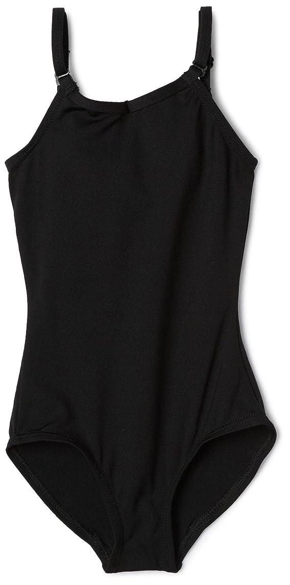 Capezio Girls' Camisole Leotard with Adjustable Straps