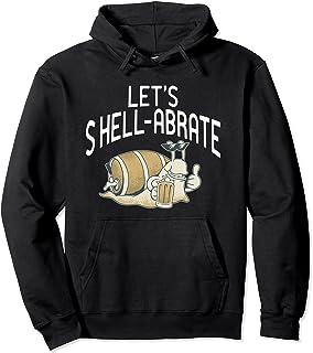 Laisse shillabre - amateur d'escargot drôle Sweat à Capuche