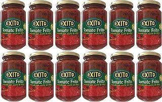 comprar comparacion Tomate frito con aceite de oliva Exito tarro de cristal PACK 12 UNIDADES