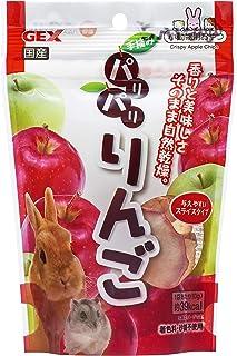 ジェックス パリパリ りんご ペット用 10g