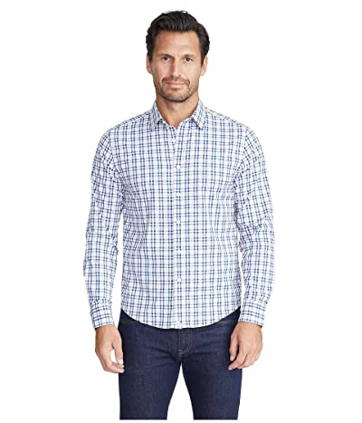 UNTUCKit Performance+ Allendale Shirt (Blue) Men
