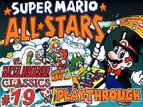 Clip: Super Mario Allstars Playthrough (SNES Classics 19)