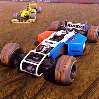 Demolition Derby Top Speed Formula Car Racing Stunts 3D