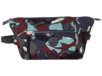 Kipling Aiden Toiletry Bag (Camo) Handbags