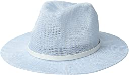 Marled Knit Sunhat w/ Hardware Bar