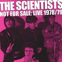 Scientists - Not For Sale: Live '78/'79 (2019) LEAK ALBUM