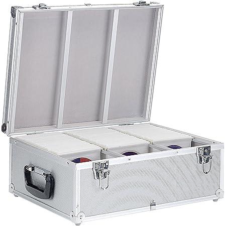 Xcase Cd Aufbewahrung Cd Dvd Bd Koffer Für 600 Cd Dvd Computer Zubehör
