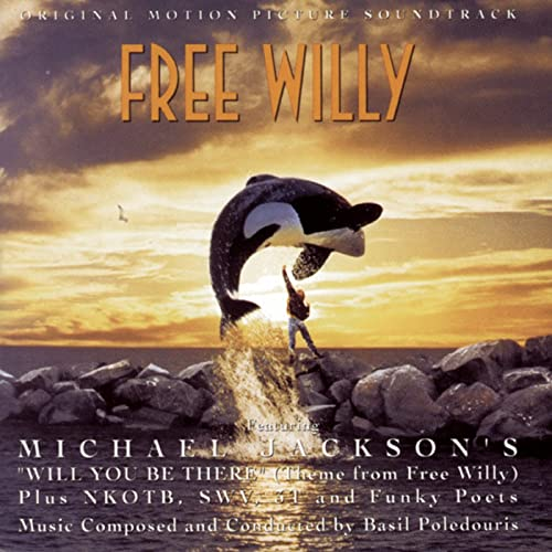 FREE WILLY - ORIGINAL MOTION PICTURE SOUNDTRACK