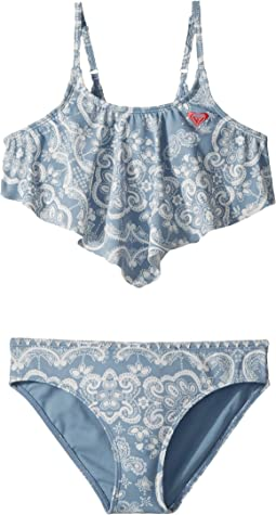 Nautical Summer Bandana Set (Big Kids)
