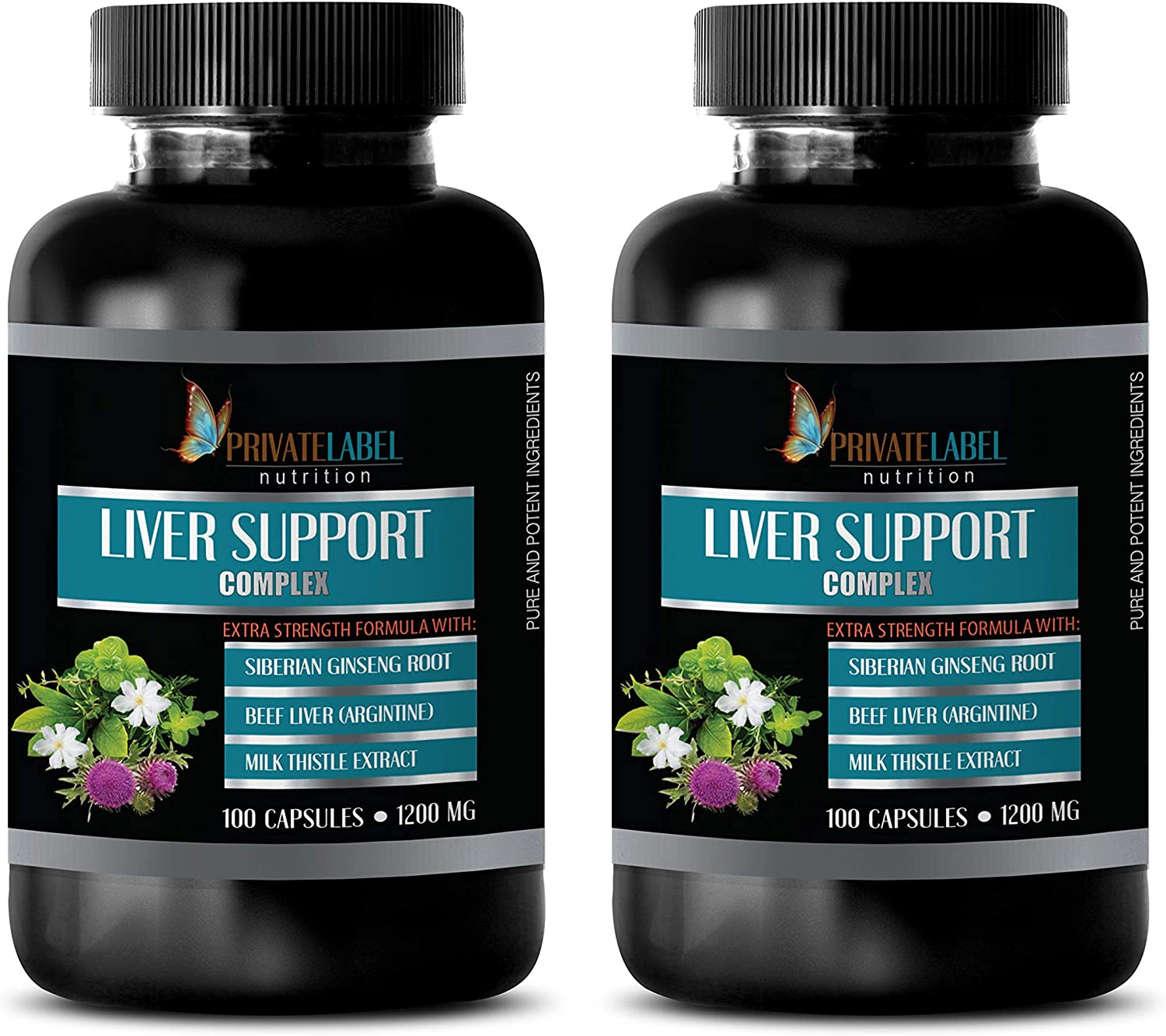 Kidney Supplements for Women OFFicial mail order - Liver Support MG 1200 Large-scale sale Complex E