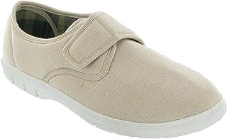 Mirak Harvey Mens Canvas Casual Summer Shoes