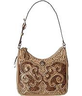 Annie's Secret Collection Shoulder bag w/ Secret Compartment