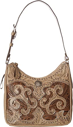 American West - Annie's Secret Collection Shoulder bag w/ Secret Compartment
