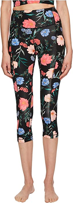 Kate Spade New York Athleisure Blossom Studio Leggings