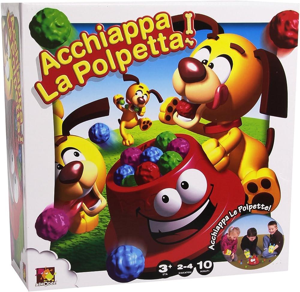 Rocco giocattoli,acchiappa la polpetta 21189142