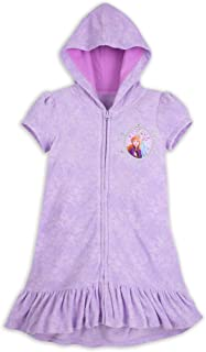Disney Elsa and Anna Cover-Up for Girls – Frozen 2, Size 5/6