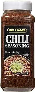 Williams Chili Seasoning Mix 18 oz