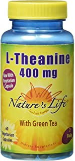 Nature's Life L-Theanine | 60 ct