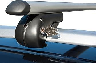 Alu Relingträger VDP Rio 120 VW Tiguan 2007-2016 Dachträger 75kg abschließbar