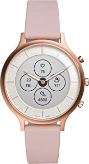 Women's Charter HR Heart Rate Stainless Steel Hybrid Smartwatch