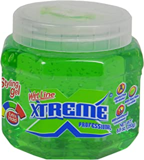 Xtreme Hair Gel Small Green 8.8z Wholesale