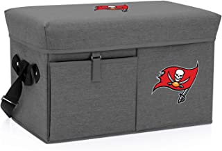 NFL Tampa Bay Buccaneers Ottoman Insulated Collapsible Cooler/Picnic Tote