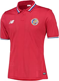 New Balance Costa Rica Home Soccer Jersey Gold Cup 2015