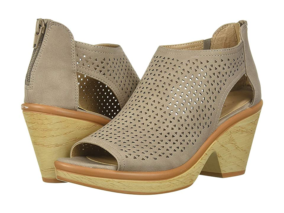 SOUL Naturalizer Fayth (Mushroom Smooth) High Heels