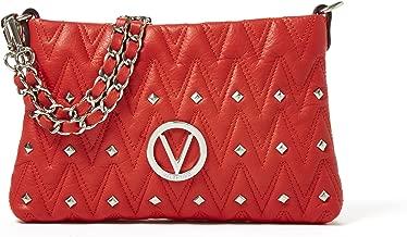 Valentino by Mario Valentino Vanille D Sauvage+Studs Red Velvet ITALY