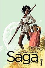Saga - Tome 3 Format Kindle