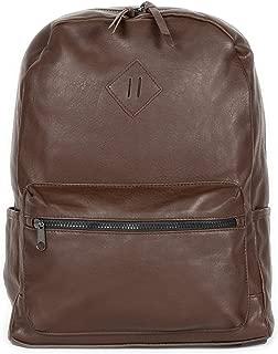 Jackson Men Women Style Fashion Kenneth Vegan Leather Urban Day Pack Backpack