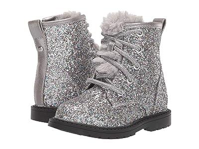 Naturino Express Como AW19 (Toddler/Little Kid) (Silver) Girls Shoes