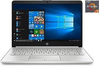 Laptop HP 2020 de 14 pulgadas (35.6 cm), HD, AMD Ryzen 3, 3250U Dual-Core, 4GB RAM, disco duro de 1TB, HDMI, tarjeta AMD R...